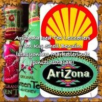 10/26/2013 tarihinde AriZona Iced Teaziyaretçi tarafından Shell'de çekilen fotoğraf
