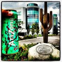 Photo taken at AriZona Beverages USA LLC by AriZona Iced Tea on 4/12/2013
