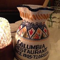 Photo prise au Columbia Restaurant par Fabien P. le10/28/2012