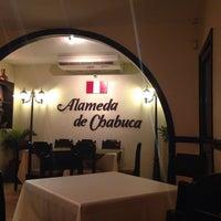 Foto tomada en Alameda de Chabuca por GaBy B. el 4/1/2015