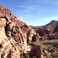 Foto tirada no(a) Red Rock Canyon National Conservation Area por Frank  V. em 12/7/2012