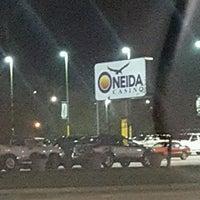 Photo taken at Oneida West Mason St. Casino by Chris W. on 11/1/2016