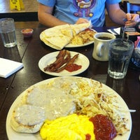Photo taken at Southern Belle's Pancake House by Shiz Z. on 2/10/2013