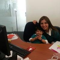Photo taken at Banco de Bogota by Johannita C. on 2/19/2013