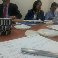 Photo taken at Banco de Bogota by Johannita C. on 3/8/2013
