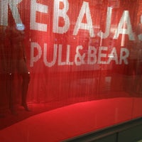 Photo taken at PULL & BEAR by Aarón O. on 1/9/2013