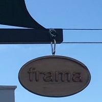 Photo taken at Frama by Mark B. on 8/23/2017
