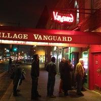 Photo taken at Village Vanguard by Eisha C. on 12/18/2012