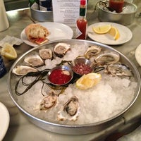 Photo taken at Anchor Oyster Bar by Francisco V. on 12/11/2012