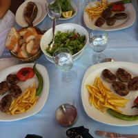Photo taken at Antigoni Restaurant by Elif D. on 5/28/2013