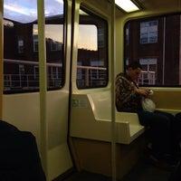 Photo taken at Walnut PRT Station by Penni L. on 10/25/2013