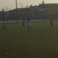 Photo taken at Campo Oratoriale Il Catino by Pierluigi T. on 4/18/2013
