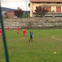 Photo taken at Campo Oratoriale Il Catino by Pierluigi T. on 4/20/2013