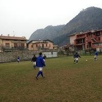 Photo taken at Campo Oratoriale Il Catino by Pierluigi T. on 3/17/2013