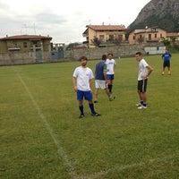 Photo taken at Campo Oratoriale Il Catino by Pierluigi T. on 9/15/2013