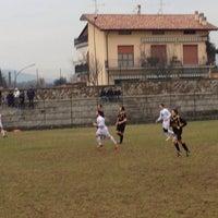 Photo taken at Campo Oratoriale Il Catino by Pierluigi T. on 2/16/2014