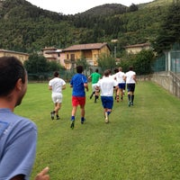 Photo taken at Campo Oratoriale Il Catino by Pierluigi T. on 8/25/2013