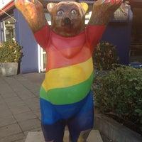 Das Foto wurde bei Brunos - Gay Shopping World von Andy S. am 10/15/2014 aufgenommen