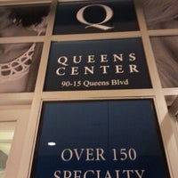 Photo taken at Queens Center Mall by Luis R. on 12/22/2012