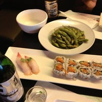 Photo taken at Crazy Rock'N Sushi by Judyann C. on 4/11/2013