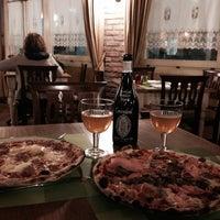 Photo taken at Pizzeria Corte Sconta by Daniele C. on 10/9/2013