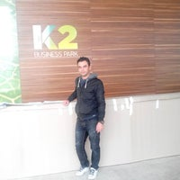Photo taken at K2 Business Park by Sinan C. on 9/26/2014