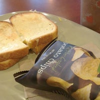 Photo taken at Panera Bread by WingThong W. on 8/18/2013