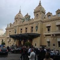 Photo taken at Casino de Monte-Carlo by CJ W. on 5/25/2013