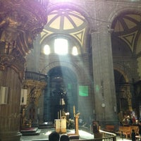 Photo taken at Catedral Metropolitana de la Asunción de María by Asaf L. on 4/6/2013