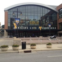 Photo taken at Bankers Life Fieldhouse by Steve J. on 12/6/2012