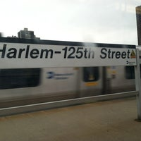 Photo taken at Metro North - Harlem - 125th Street Station by Nicolai P. on 10/26/2012