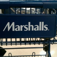 Photo taken at Marshalls by Trinette N. on 1/19/2013
