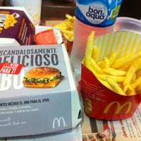 Photo taken at McDonald's by María Angel A. on 6/25/2013