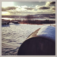 Photo taken at Keuka Spring Vineyards by Stephanie W. on 11/29/2013
