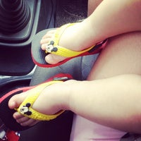 Photo taken at Havaianas by Diane S. on 2/1/2014