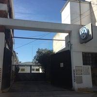 Photo taken at Prueba de Manejo VW by Marcelo F. on 8/27/2013