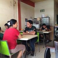 Photo taken at Lontong Medan by Ajo on 6/9/2013