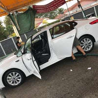 Photo taken at Las Brisas car wash by Andy H. on 12/1/2016