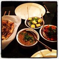Photo taken at Prabh Indian Kitchen by Paul B. on 4/27/2013