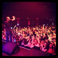 Foto scattata a The Regency Ballroom da Paul B. il 10/28/2012