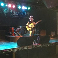 Photo taken at Dingbatz by A. D. on 3/21/2013