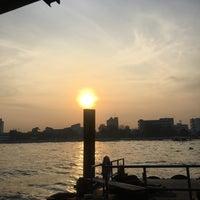 Photo taken at ท่าเรือพายัพ (Payap Pier)  N18 by Jtuinui K. on 1/30/2017