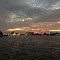 Photo taken at ท่าเรือพายัพ (Payap Pier)  N18 by Jtuinui K. on 1/16/2017
