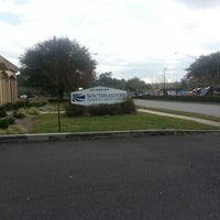 Photo taken at South Eastern Federal Credit Union by Banda C. on 12/20/2012