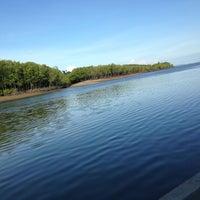 Photo taken at Bang Rong Pier by Paisit C. on 4/28/2013
