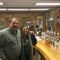 Photo taken at Smugglers' Notch Distillery by Mike B. on 10/30/2016