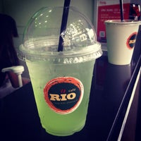 Photo taken at Rio cafe by Mai T. on 9/24/2014