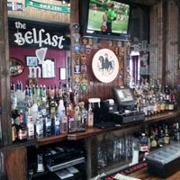 Photo taken at Belfast Mill Irish Pub by Corey M. on 6/8/2013
