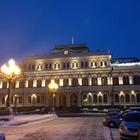 Photo taken at Казанская ратуша by Костя С. on 1/23/2013