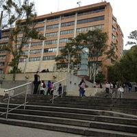 Photo taken at Pontificia Universidad Javeriana by Sandy Viviana R. on 2/25/2013